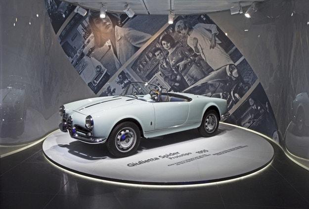 Alfa Romeo – красивият главен герой в киното