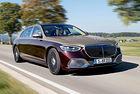 Mercedes-Maybach S-класа с нови опции за комфорт