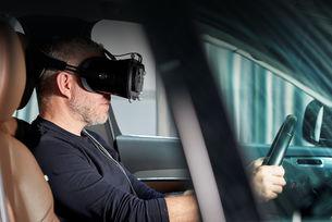 Volvo подготвя симулатор на смесена реалност