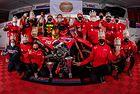 Honda Red Riders за първи път у нас