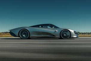 McLaren: Спортен хибрид Artura през 2021