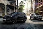 Kia Sportage за първи път в Европа Black Edition