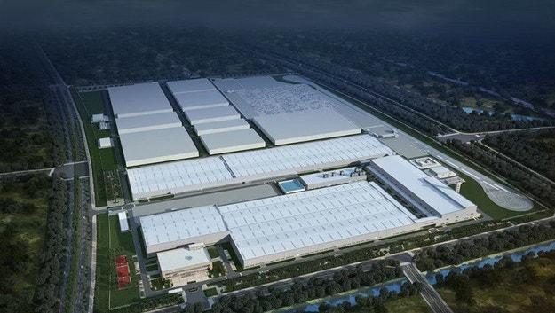 Great Wall пуска нов завод в Тайчжоу