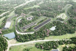В Япония изграждат Porsche Experience Center