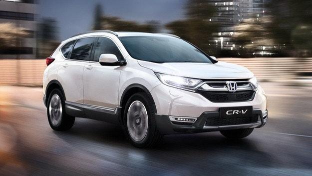 Honda CR-V без бензинова версия в Европа