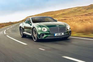 Автомобилите Bentley с тапицерия от туид