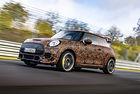 John Cooper Works Electric излезе на Нюрбургринг