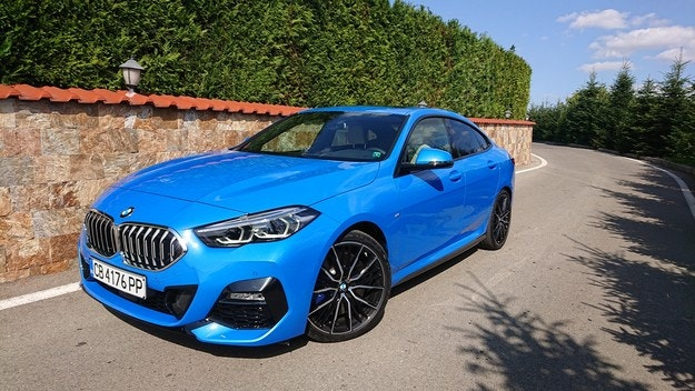 BMW 220d Gran Coupe