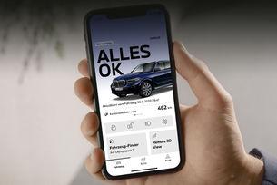 Актуализираха приложението My BMW