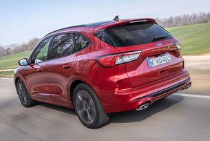 Ford Kuga: Нова генерация