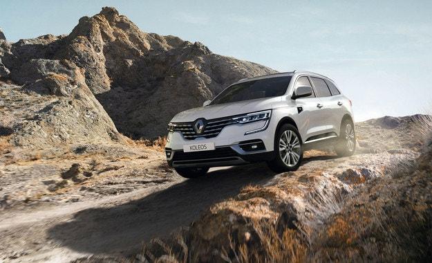 Renault Koleos без бюджетна версия в Европа