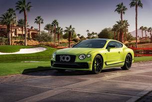 Bentley Continental GT Pikes Peak е при клиентите