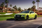 Bentley Continental GT Pikes Peak е при клиентите