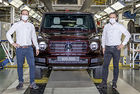 400 000 пъти Mercedes-Benz G-класа