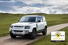Land Rover Defender с пет звезди от  Euro NCAP