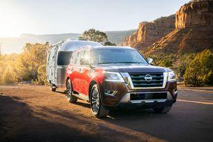 Обновеният Nissan Armada по-добър от Patrol