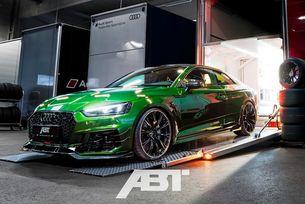 Пакет за доработване на купето ABT RS5-R