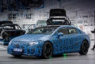 Mercedes-EQ с четири електромобила през 2021