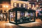 Bugatti: La Car Noire в центъра на Молсхайм