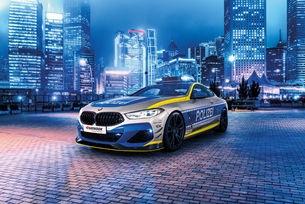 AC Schnitzer представи полицейско BMW M850i