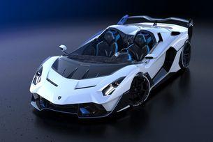 Италианците направиха уникален Lamborghini SC20
