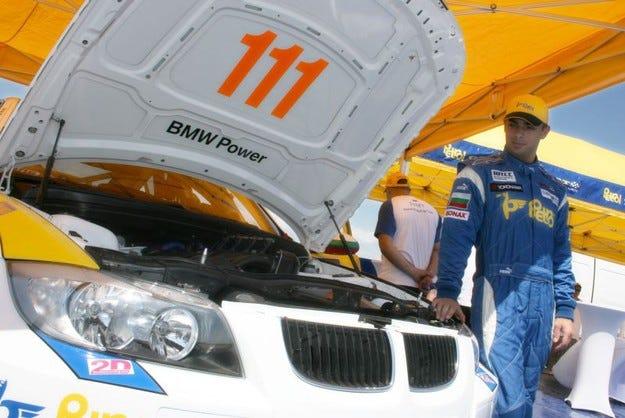 Представяне Petrol GT Racing