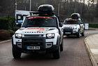 Новият Land Rover Defender в ново приключение