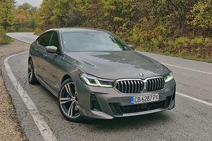 BMW 640d Gran Turismo