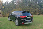 Mitsubishi Outlander PHEV: Sound of silence