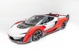 835 к.с. за новия McLaren Sabre