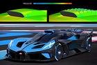 Bugatti разкрива въздухозаборника на Bolide
