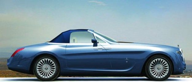 Pininfarina Hyperion Rolls Royce