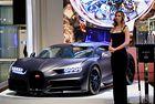 Нов Bugatti Chiron за Карим Бензема