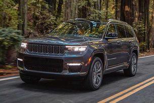 Дебют на Jeep Grand Cherokee L 2021 г. за САЩ