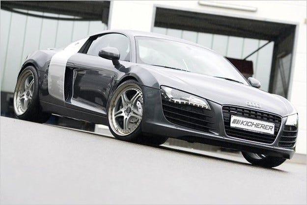 Kicherer Audi R8
