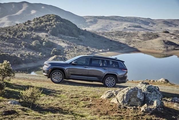 Всичко за новия Jeep® Grand Cherokee