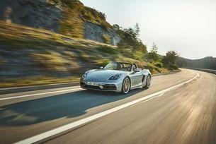 Porsche отдава почит на концепта Boxster 1993 г.
