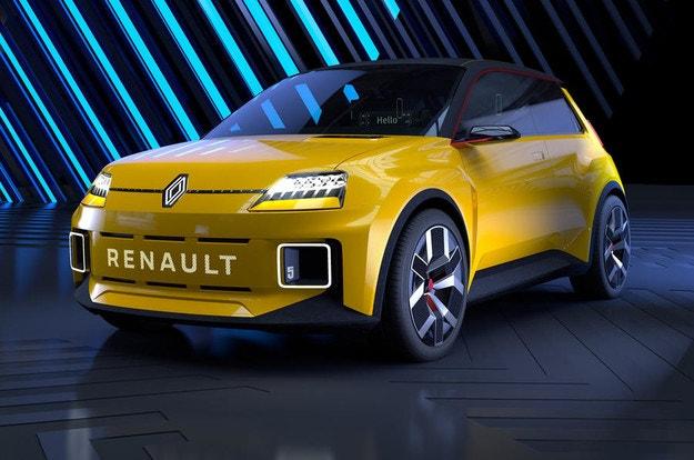 Renault 5 се преражда като електрическо супермини