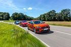 Kia Ceed, Mazda 3, Subaru Impreza