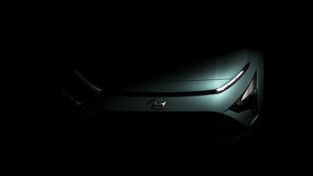 Hyundai загатва дизайна на нов кросоувър