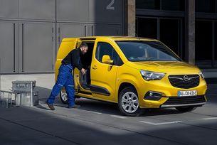 Представяме новия компактен ван Opel Combo-e