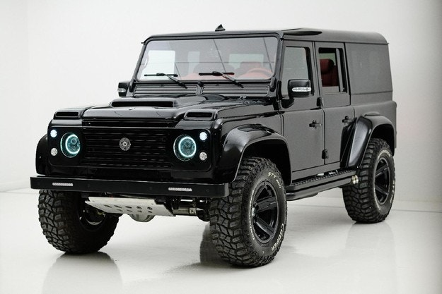 Това е Ares Design Land Rover Defender Spec. 1.2
