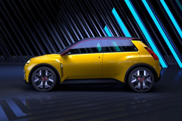 Новото Renault 5 в същия завод като оригинала