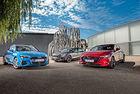 Audi A3 Sportback, Ford Focus и Mazda 3: Трима със стил