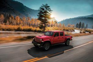 Jeep Gladiator е наличен за поръчки в България