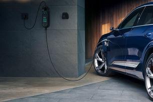 Интелигентно управление на зареждането от Audi