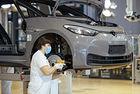 Заводът в Дрезден започва производство на ID.31