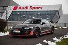 Audi e-tron GT: Презентация на 9 февруари
