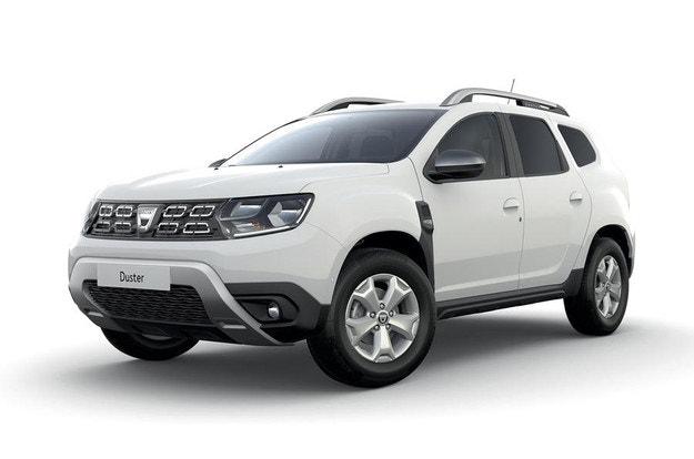 Представят новия Dacia Duster Commercial