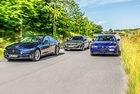 Alfa Romeo Giulia, Jaguar XE, Peugeot 508: Висша мода